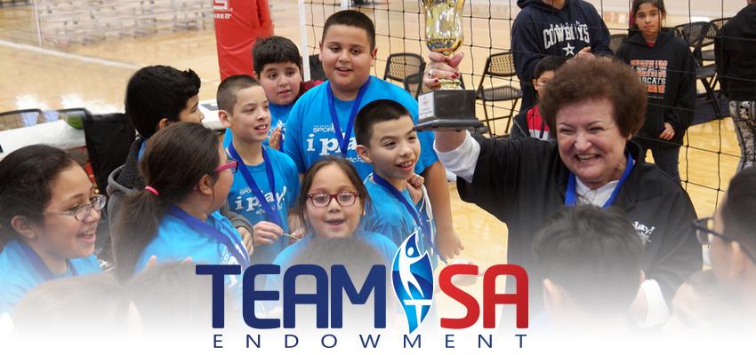 Donate to the TeamSA Endowment
