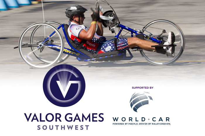 Valor Games Southwest presented by World Car