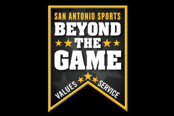 San Antonio Sports Beyond the Game - nominate a team for its service project!