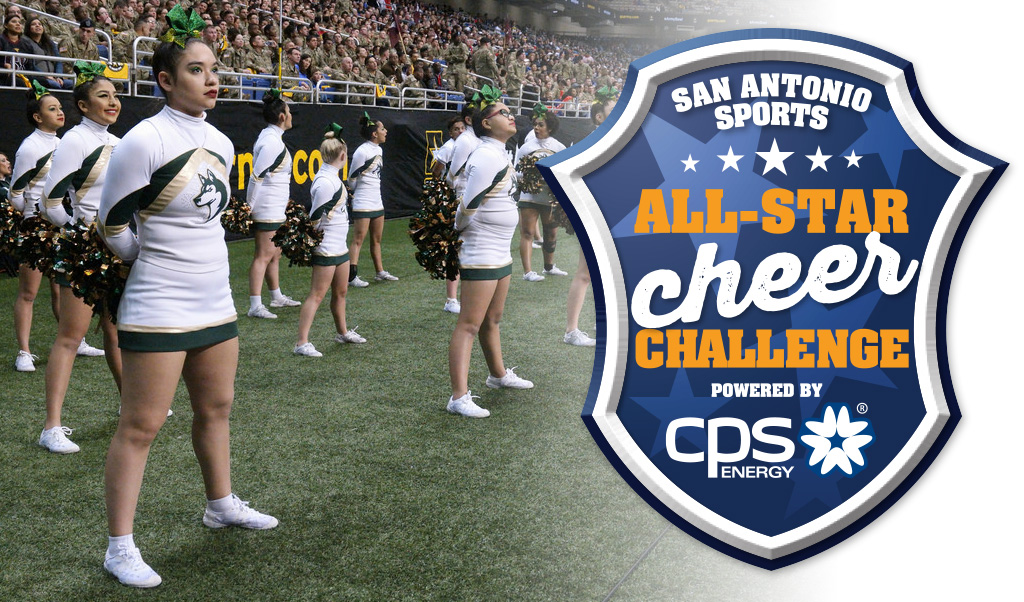 cps energy cheer challenge san antonio sports