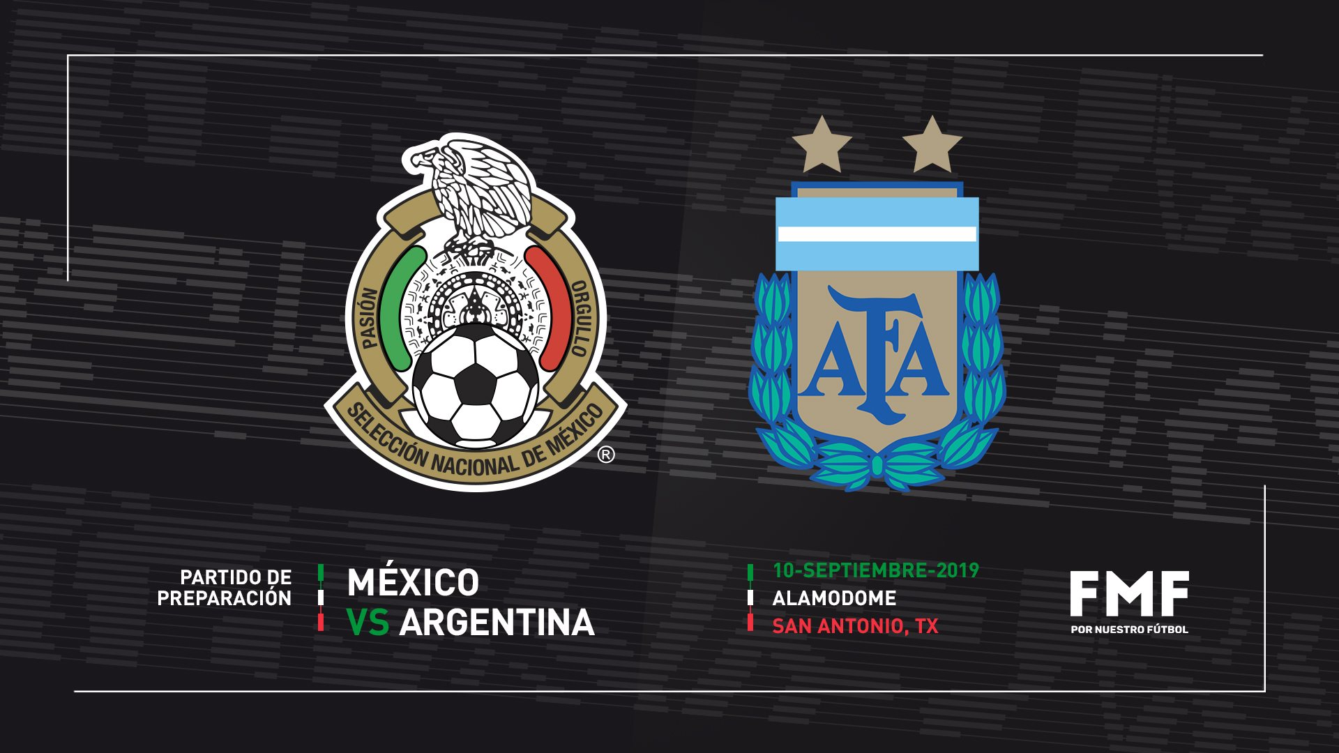 Powerhouse Argentina To Battle Mexican National Team At San